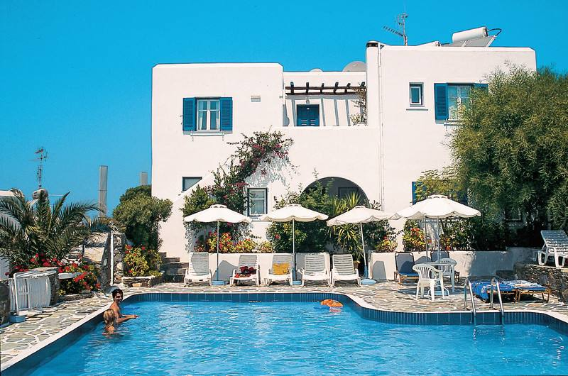 Hotel Manos - Naoussa - Paros